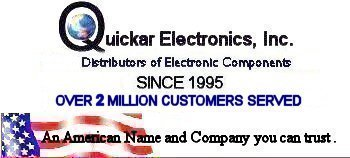 Quickar Electronics, Inc  Distributors, Buyers, Sellers of